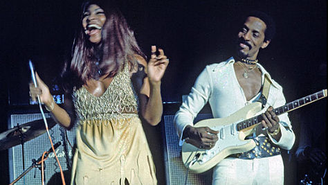 Ike & Tina Turner Rock Newport '70