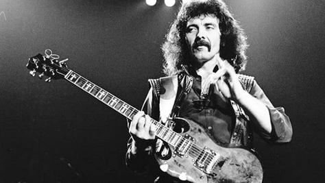 Tony Iommi & Bill Ward On Display