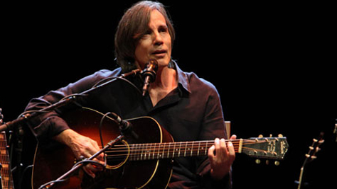 Jackson Browne in '92