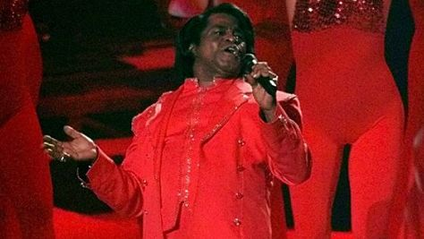 Rock: James Brown on the Good Foot