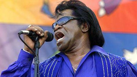 Rock: Video: James Brown Funkifies Woodstock '99