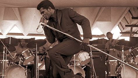 Rock: A James Brown Birthday Salute