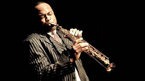 Jazz: Video: James Carter at Newport '96
