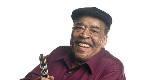 Blues: James Cotton's Got His Mojo Workin'