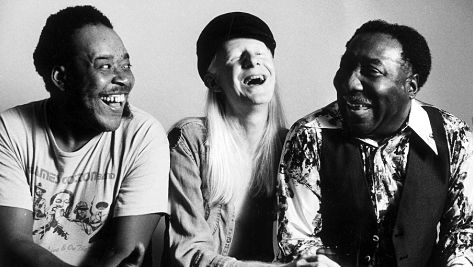 Muddy Waters, Johnny Winter, James Cotton