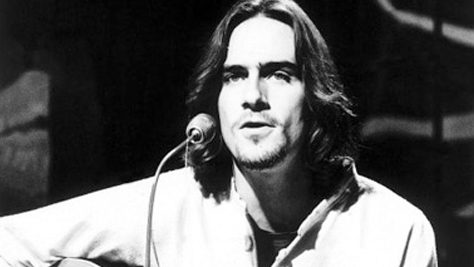 James Taylor at the Fillmore East