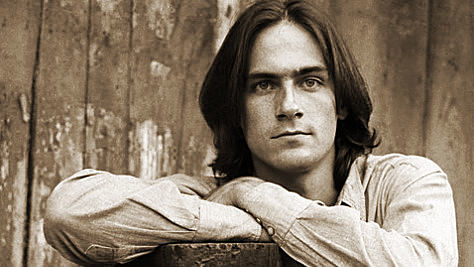James Taylor at the Fillmore East, '71
