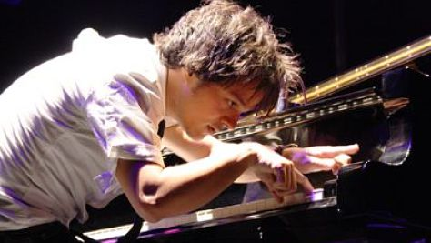 Video: Jamie Cullum's Newport Debut