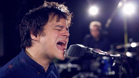 Jazz: Video: Jamie Cullum at Newport, 2004