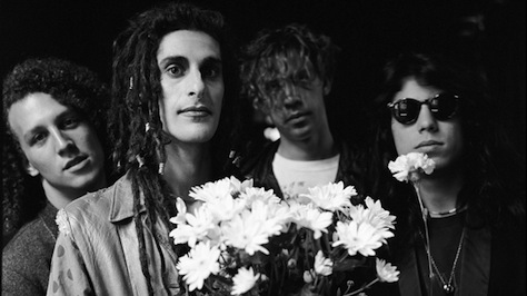 Rock: Early Jane's Addiction in '89