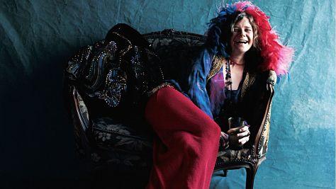 Rock: Janis Joplin Goes Solo