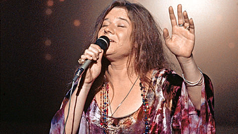 Rock: Janis Joplin at the Fillmore East, '69