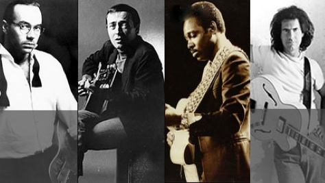Jazz Guitar Greats