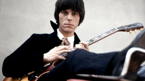 Rock: The Incredible Jeff Beck Group