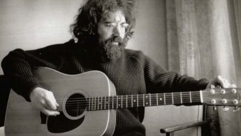 Folk & Bluegrass: Jerry Garcia Acoustic Band's First Show
