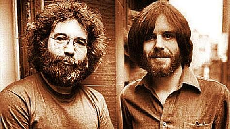 Folk & Bluegrass: Video: Jerry Garcia & Bob Weir Unplugged