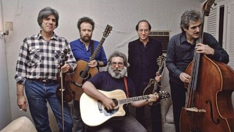 Folk & Bluegrass: Jerry Garcia in the Great Outdoors