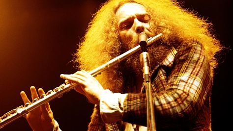 Video: Vintage Jethro Tull at Tanglewood
