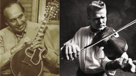 Vassar Clements Meets Jethro Burns