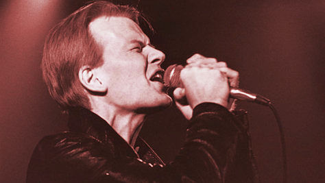 Rock: Just Added: Jim Carroll at Paradise
