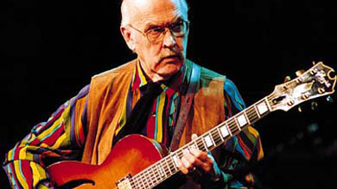 Jazz: Jim Hall's Six-String Genius