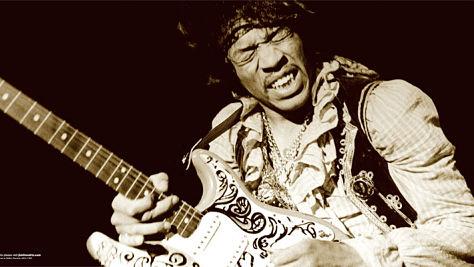 Blues: Jimi Plays the Blues
