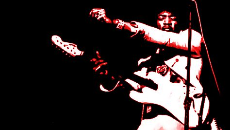 Band of Gypsys at the Fillmore, 1970