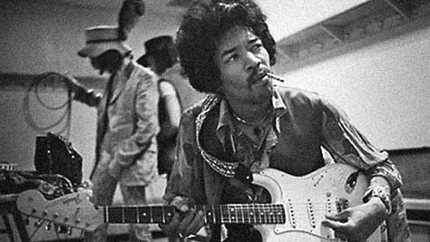 Rock: Jimi Hendrix Birthday Playlist