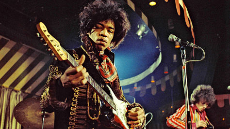 Rock: A Salute to Jimi Hendrix