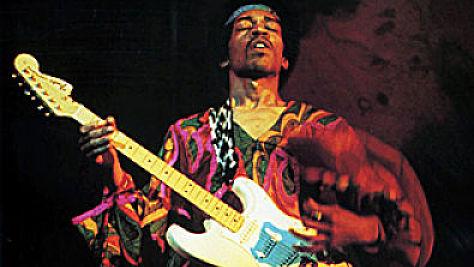 Rock: A Salute to Jimi Hendrix
