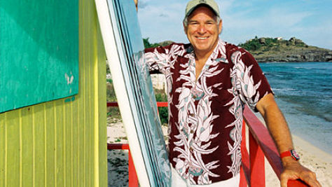 Rock: New Release: Jimmy Buffett's Islands Muse
