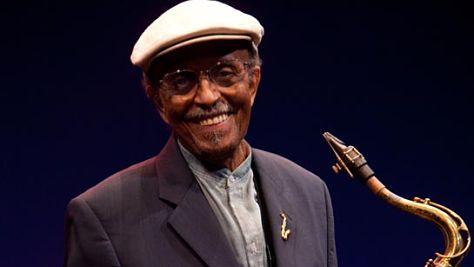 Happy Birthday, Jimmy Heath!