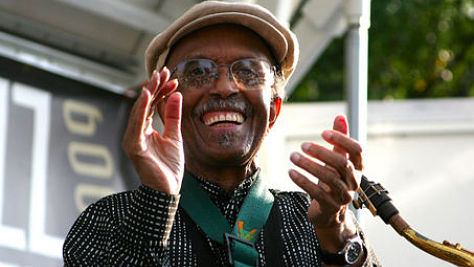 Cheers to Jimmy Heath