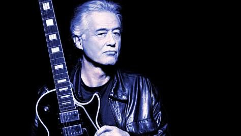 Jimmy Page Returns to His Roots