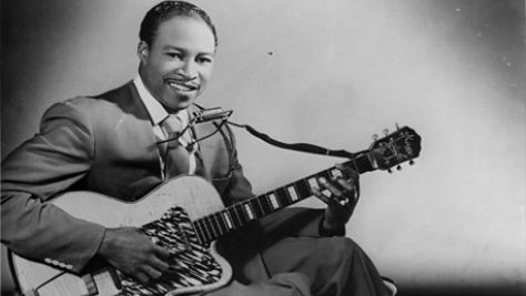 Blues: Tribute to Jimmy Reed