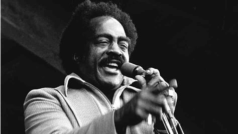 Jimmy Witherspoon at Shea Stadium