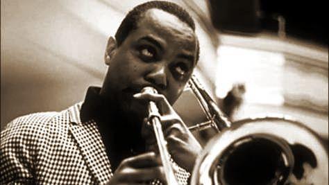J.J. Johnson at Newport '64