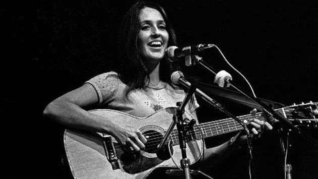 Folk & Bluegrass: Joan Baez at the Greek Theatre