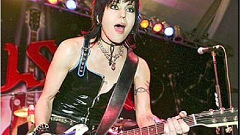 Rock: Joan Jett & the Blackhearts at the Ritz, '81