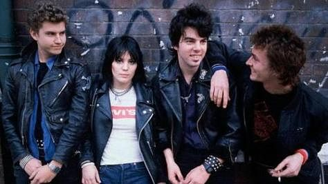 Joan Jett at the Ritz