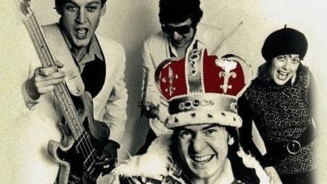 "Rock: NEW: Joe ""King"" Carrasco & The Crowns"