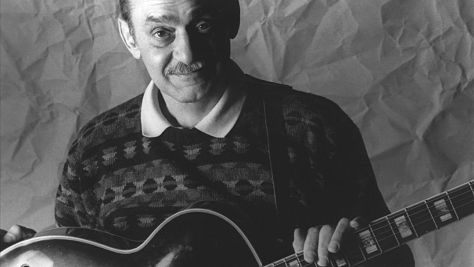 Joe Pass Records 'Virtuoso'