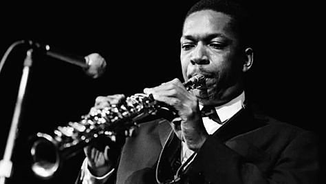 John Coltrane's Interstellar Flights