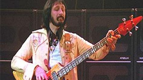 Rock: Remembering John Entwistle