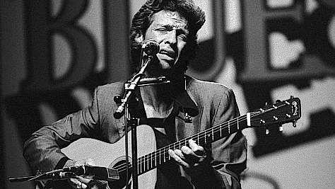 Blues: John Hammond at the Fillmore West