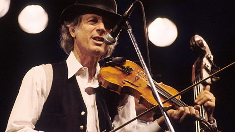 Folk & Bluegrass: John Hartford Solo at Amazingrace, '78