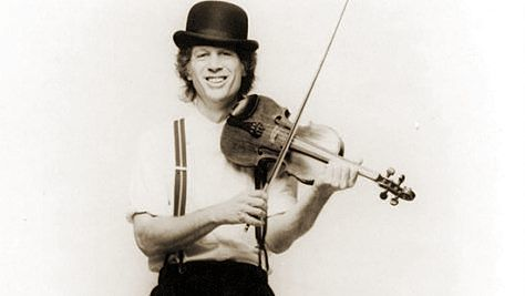 John Hartford at Amagingrace, 1974