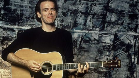 Rock: John Hiatt at the Palace, 1985