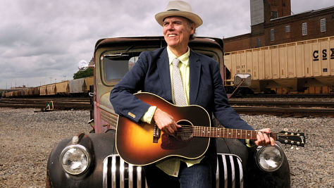 Rock: John Hiatt at the Tower Theatre, '87