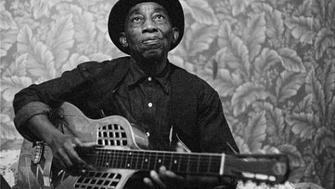 Celebrating Mississippi John Hurt
